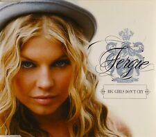Maxi CD - Fergie  - Big Girls Don't Cry - #A3529