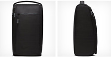 Nike Sneakers Shoes Travel Bag Departure Golf Tote BA5738-010 Black Anthracite