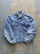 New listing Vintage 1970s Distressed Levis Jacket