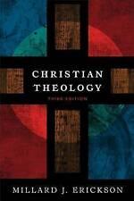 Christian Theology by Millard J Erickson (Hardback, 2013)