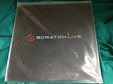 Original 2009 Turntable Tool LP : Scratch ~ Live ~ SCV 12002 Offical Serato