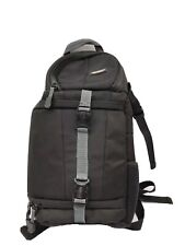 Vivitar Camera Bag Backpack Single Strap Black