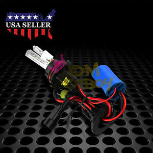 One Pair 9004/9007 Hi/Low Dual HID Xenon Headlight Replacement Light Lamp Bulb