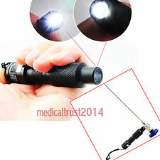 10w Handheld LED Cold Light Source Connector Fit Storz Wolf Endoscope USA FDA