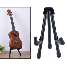 1pc Folding Electric Acoustic Bass Guitar Stand A Frame Floor Rack Holder