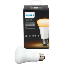 Philips Hue White Ambiance A19 800-Lumen Dimmable Smart LED Bulb