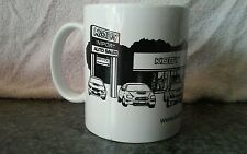 Subaru coffee mug cup Koby Import Auto Sales car dealer Mobile, Al