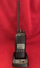 ICOM IC-F3261DS VHF136-174 MHZ 5 WATT 512 Channel Radio Charger. Digital Analog