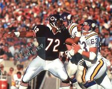 WILLIAM PERRY photo in action 1985 Chicago Bears SB XX (c) #4
