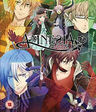 Amnesia Complete Series Collection Blu-ray New & Sealed ANIME Region B MVM