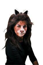 FAKE CAT COSTUME NOSE LION RABBIT BUNNY PUSSY FX REEL PROSTHETIC LATEX MAKEUP