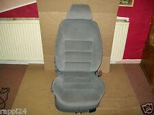 VW Golf 4 IV Bora Velour Sitze Sitz Grau Beifahrersitz Seitenairbag Flanellgrau