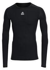 adidas Techfit schwarz, Laufshirt, Sportshirt Gr. XS,S,XXL Funktionsshirt