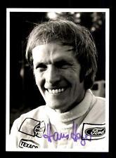 Hans Hoyer Autogrammkarte Original Signiert Motorsport+ A 158746