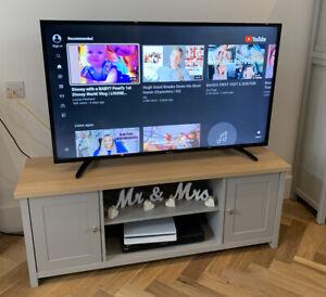 Hisense H49N5500UK 49inch 4K UHD Smart TV - Black Excellent condition