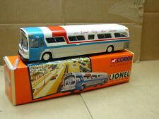 CORGI CLASSICS # 54401 LIONEL CITY RAILROAD GM FISHBOWL 5301 BUS 1/50  TRAINS
