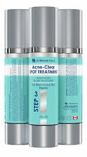 Advanced Acne Spot Treatment - Certified Organic - Made in Canada  - Step 2 of 3