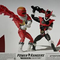 HASBRO Power Rangers Lightning Collection Red Lost Galaxy Psycho Action Figures