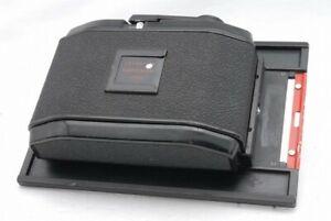 Horseman 10EXP/120 Roll Film Back Holder 6x7 for 4X5 *H070357