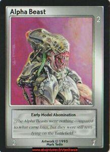 Shadowfist TCG - Alpha Beast / Standard