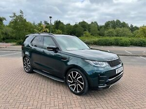 LAND ROVER DISCOVERY 5 LUXURY HSE TD6 AUTO 3.0D EURO 6B MASIVE SPEC 7 SEATER