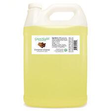 1 Gallon Cinnamon (Cassia) Essential Oil (100% Pure & Natural) -GC/MS Tested