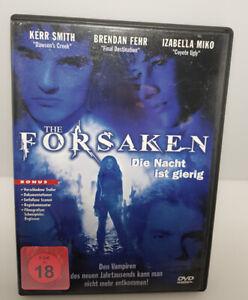DVD The Forsaken - Die Nacht ist gierig FSK 18