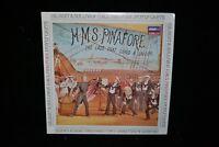 HMS Pinafore  Lass that Loved a Sailor, Gilbert Sullivan 33 rpm Vinyl Record LP