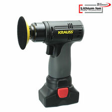 KRAUSS MINI-POLISHER A BATTERIA RS.201 LUCIDATRICE