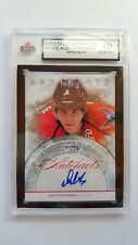 Alex Ovechkin 2012-13 Artifacts Autofacts Auto SSP Card KSA Graded 10!!!