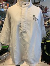 Dryjoys By Footjoy Men's Beige Ss Golf Shirt Size Sm Sam Snead Festival