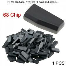 Blank 4D68 ID68 40Bits Key Transponder Chip Fit for Daihatsu Toyota Lexus