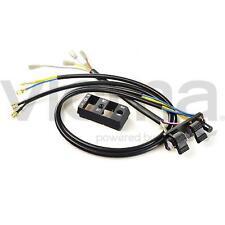 Mando de luces VESPA 215668 PX (since 1984) - 9 cable (mod. Sin bateria)