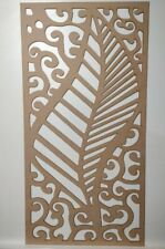 Radiator Cabinet decor. Screening Perforated 3mm & 6mm thick MDF laser cut PL200