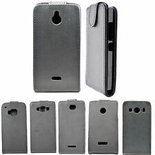 Magnetic Leather Case Flip Hard Cover Skin For iPhone Samsung HTC Sony LG NOKIA