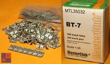 "1/35. Bt-7 metal track set, by ""MasterClub"" Mtl 35032"