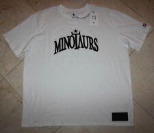 NWT Men's NIKE LAB SS Ricardo Tisci Victorious Minotaurs Tee White - XL