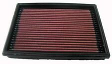 K&N Hi-Flow Performance Air Filter 33-2813 fits Peugeot 206 1.4 i,1.6 16V,1.6
