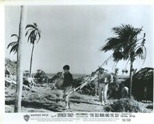 SPENCER TRACY THE OLD MAN OF THE SEA 1958     ORIG 8X10  PHOTO X3752