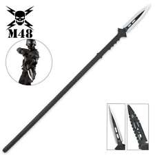 "M48 Talon Dual Edge Survival Dagger Spear Knife Walking Stick UC2961 44 1/8"" New"