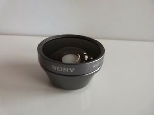 Sony VCL-0630X Wide Conversion Lens 30mm for DCR-SR40/80/62 Camcorders - Mint