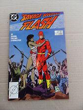 Flash 10 .   DC  1988  -    FN +
