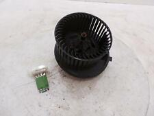 2013 VW Caddy Heater Blower Motor Fan & Heater Resister 1K2819015C