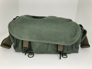 Domke F2, 700-02D, Camera and Accessory Bag, Canvas, Used, Very Good