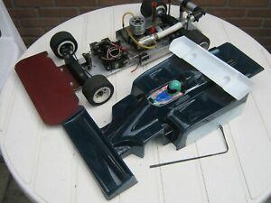 Graupner F1; 1978 2WD 1/8 Vintage Nitro RC<Very Rare>(NO PB, SG, SERPENT, ASSO)