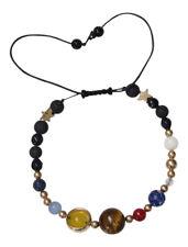 Bracelet shamballa ajustable style constellation planètes, étoiles....