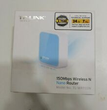 TP-Link 150Mbps Wireless N Nano Router TL-WR702N