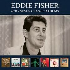 Eddie Fisher - 7 Classic Albums [New CD] Deluxe Ed, Holland - Import