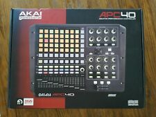 AKAI APC40 Ableton MIDI Controller Excellent Condition