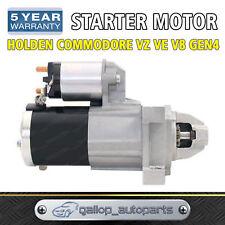 Starter Motor for Holden Commodore Gen 4 VZ VE LS2 LS3 V8 6.0L GTS SS Clubsport